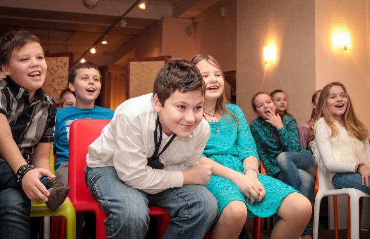 Интерактивные детские программы в клубе «Территория театра» на каникулах