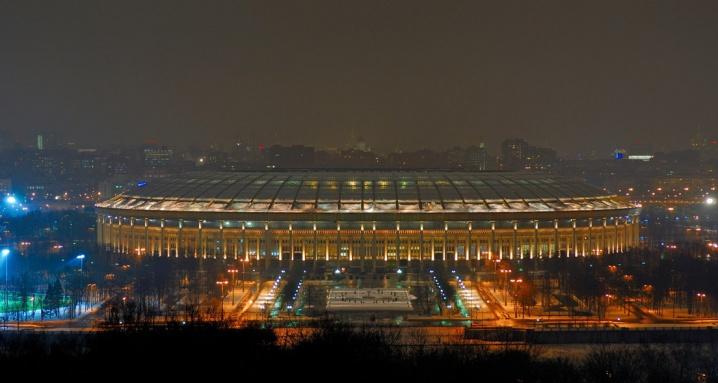 Дворец спорта «Лужники»