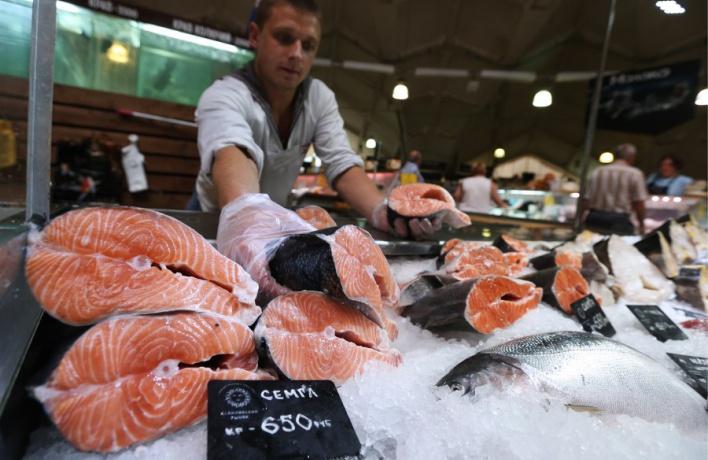 Фестиваль «Рыбная неделя» пройдет в мае