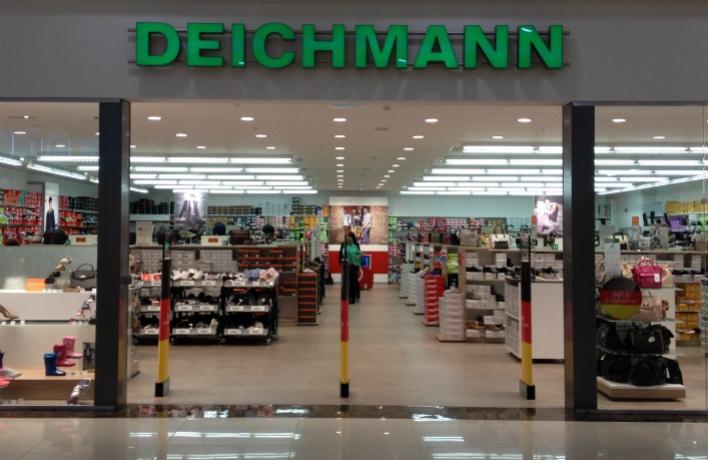 Открывается самый большой Deichmann в России