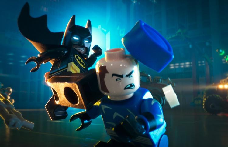 «Лего Фильм: Бэтмен»: первый трейлер