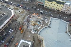 Владелец снесенного в «Ночь длинных ковшей» магазина выиграл суд у мэрии Москвы