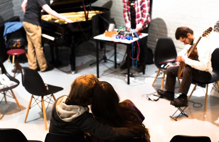 «Игра в три сета» — концерт музыки современных композиторов