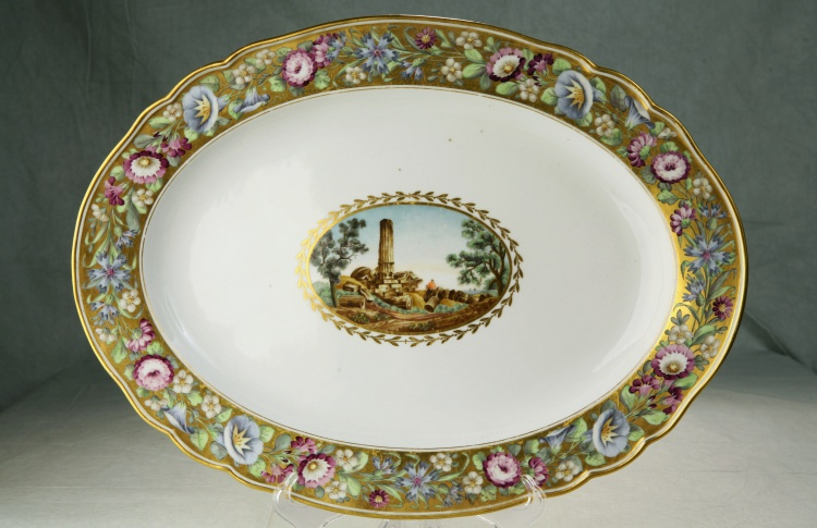 Декоративно-прикладное искусство России XVIII-XIX веков