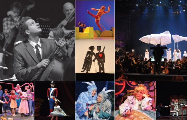 Международный день театра в Детском Музыкальном театре им. Н.И. Сац