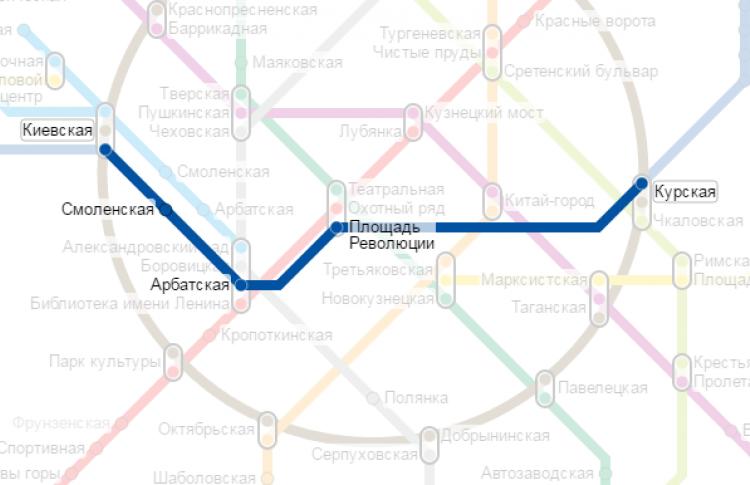 Центральный участок Арбатско-Покровской линии опять перекроют
