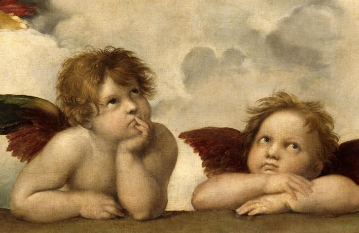 Итальянцы привезут выставки Леонардо да Винчи и Рафаэля