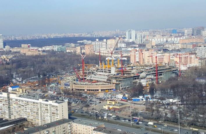 Стадион «Динамо» откроют ко дню рождения Льва Яшина