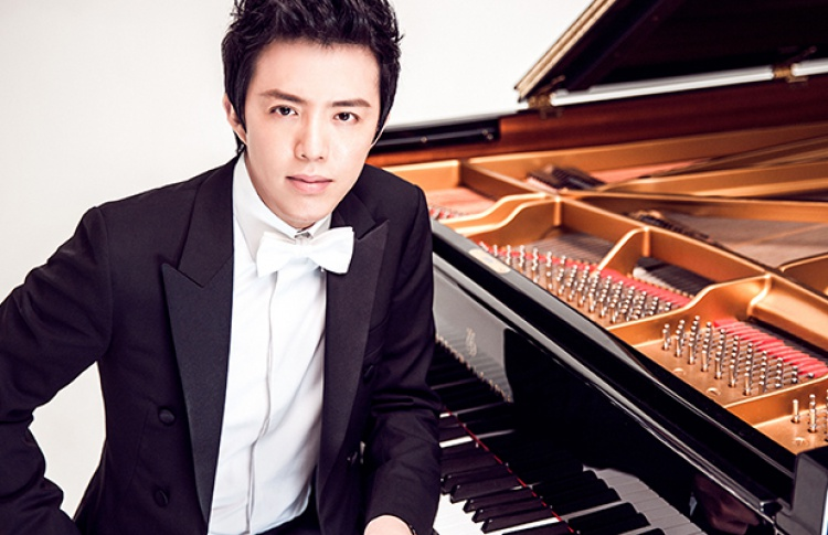 Сольный концерт пианиста Юнди Ли