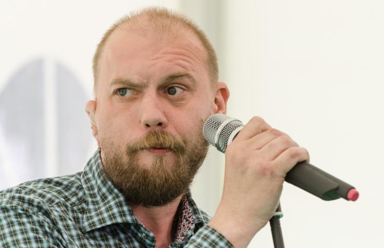 Арт-квартирник на Таганке: встреча с Андреем Родионовым и Катериной Троепольской
