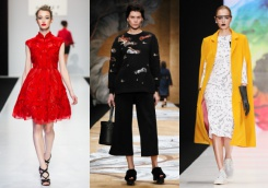 10 лучших коллекций на московских неделях моды