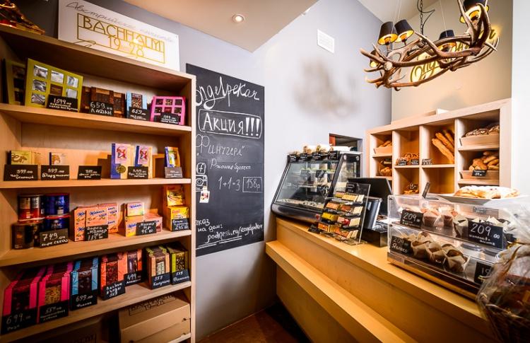Открылась первая в России австрийская пекарня Engelpekar