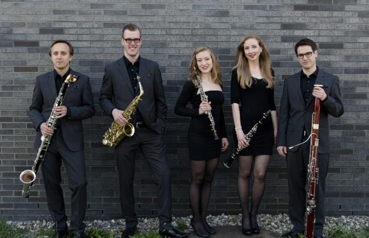 «Nexus reed quintet» в Музее музыкальной культуры