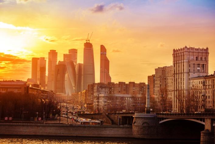 Экскурсия на 56-й этаж смотровой площадки «Москва-Сити»