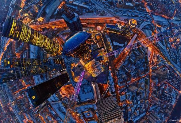 Экскурсия на 56-й этаж смотровой площадки «Москва-Сити» - Фото №3
