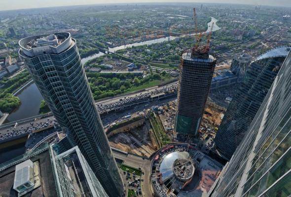 Экскурсия на 56-й этаж смотровой площадки «Москва-Сити» - Фото №4