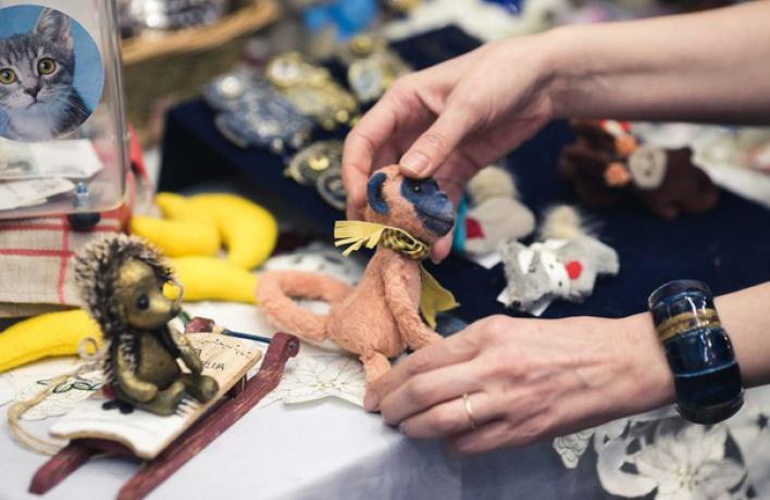 На Тишинке пройдет 10-я юбилейная выставка по рукоделию