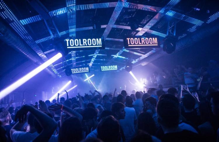 Toolroom live впервые в Москве