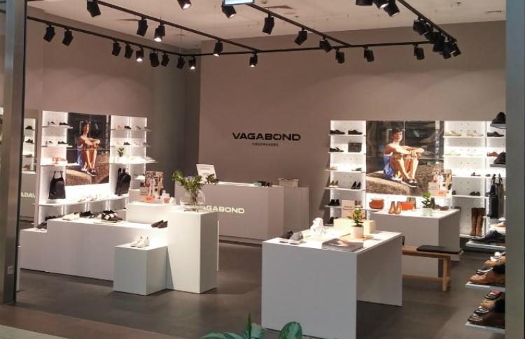 В Москве открывается флагманский магазин Vagabond