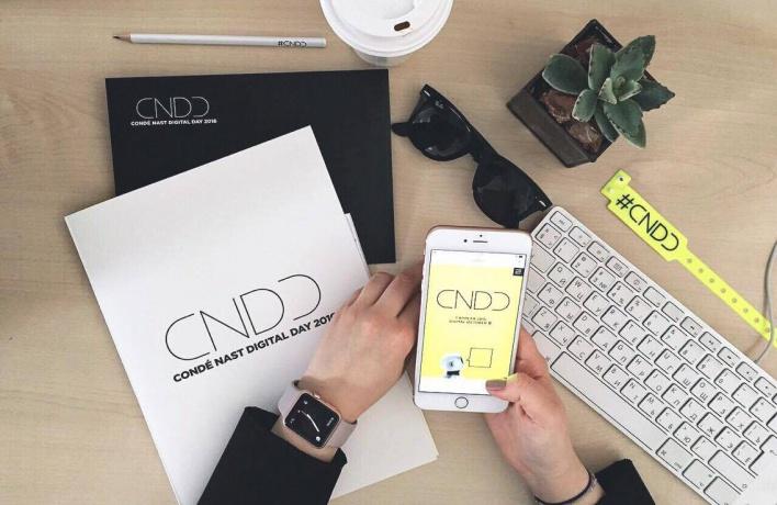 Объявлена программа седьмой конференции Condé Nast Digital Day