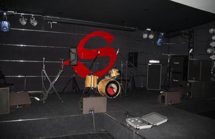 Sandler's Concert Hall