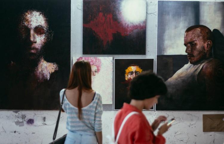Мир искусства без границ на фестивале ART.WHO.ART