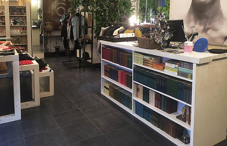 Новый адрес NEBO Concept Store