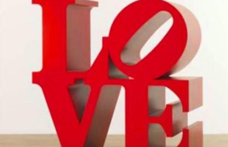 Роберт Индиана. К 50-летию LOVE