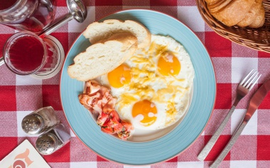 Лучшие поздние завтраки