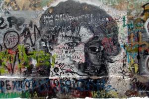 Стену Цоя собираются закрасить