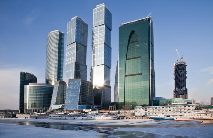 На территории «Москва-Сити» установят систему навигации