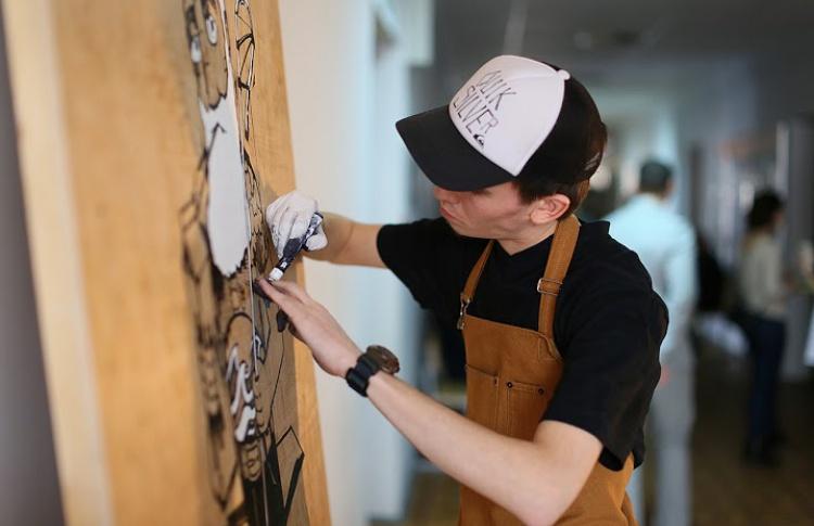 Ежегодный фестиваль современного искусства DOCA