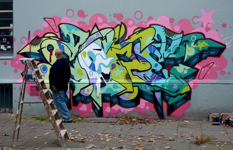 «Legendary» от нью-йорского граффити-райтера