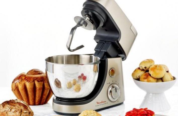 Кухонная машина Moulinex QA601: Ни дня без восхитительной выпечки!