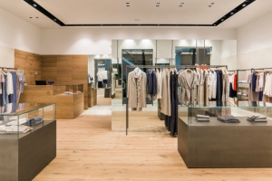 Открылся флагманский бутик Peserico