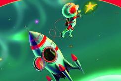 Дни космонавтики в Hamleys