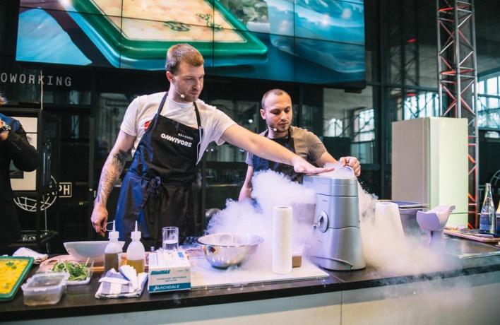 Начался фестиваль творческой кухни Omnivore