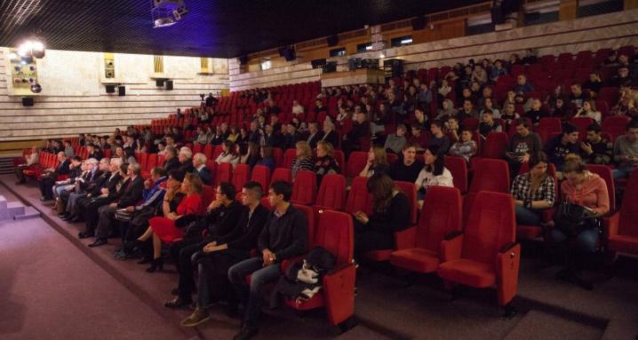 Большой киноконцертный зал Центрального музея Великой Отечественной войны