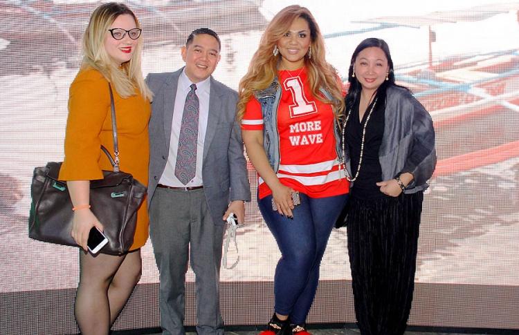 В Москве состоялась презентация новой коллекции футболок бренда SELA – Inspired by Philippines