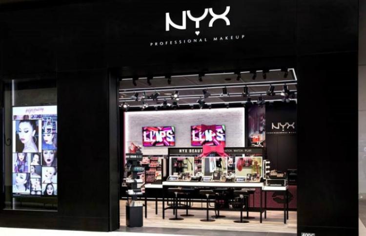 Открывается флагманский магазин NYX
