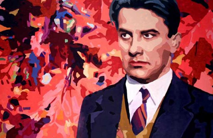 В субботу пройдет футуристический фестиваль в честь Маяковского