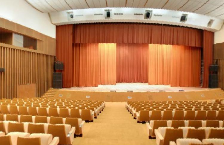 Концертный зал гостиницы «Космос»