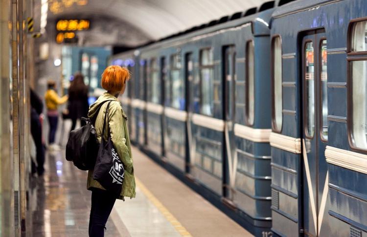 По субботам поезда метро будут ходить чаще