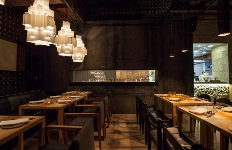 Лучшие рестораны 2015 года