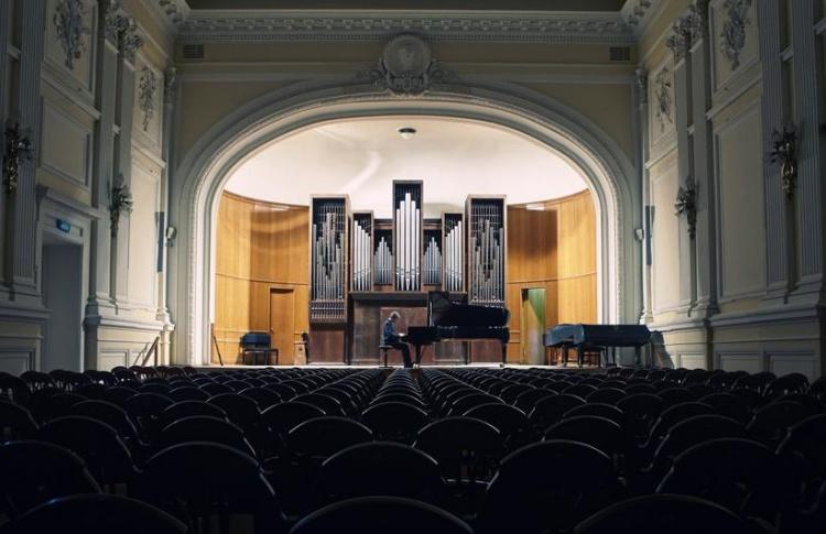 Московская консерватория, Малый зал