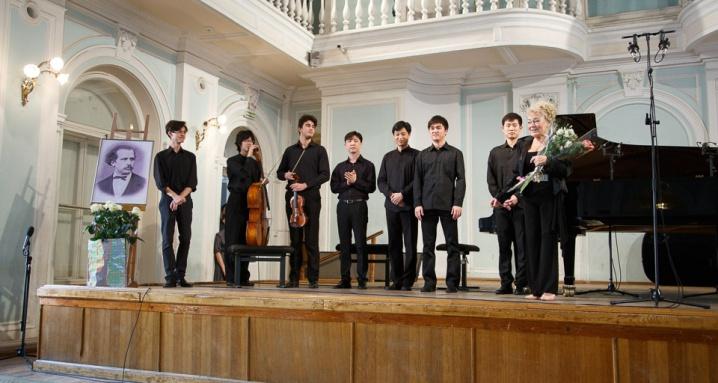 Московская консерватория, Конференц-зал