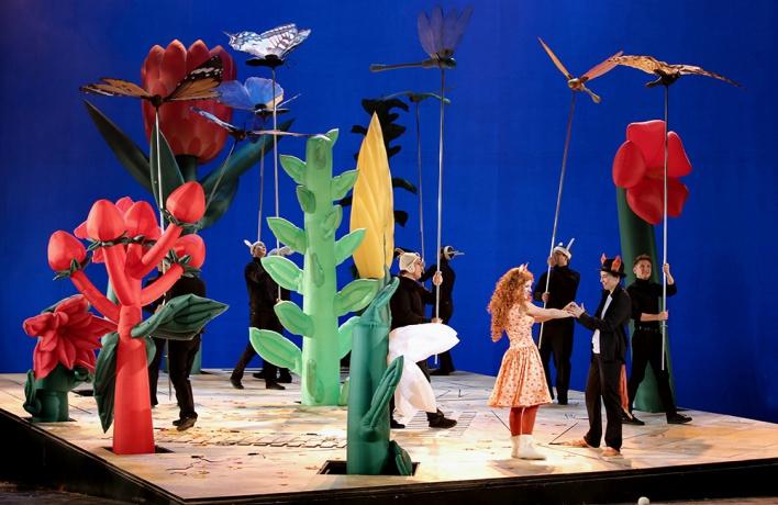 «Лисичка. Любовь.» 22 апреля. Большая сцена Театра Наталии Сац