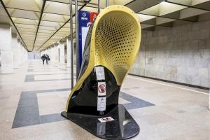 На центральных станциях метро установят антишумовые ракушки и бесшумные рельсы