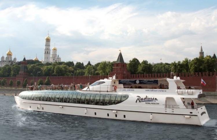 В Москве пройдет первый парад теплоходов