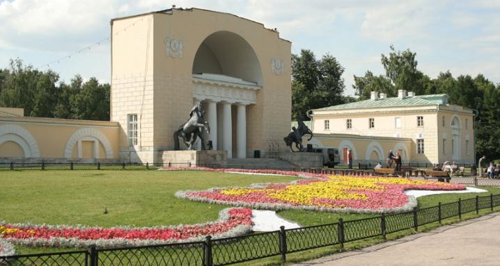 Музыкальный павильон усадьбы «Влахернское-Кузьминки»